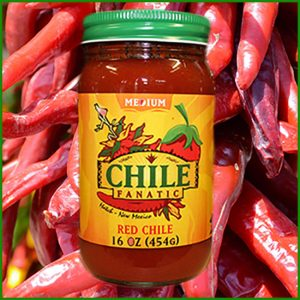 Hatch Red Chile Sauce