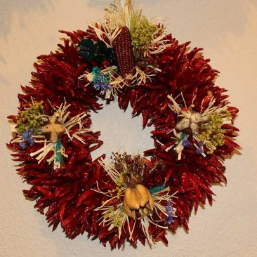 red-hatch-chile-peppers-wreath